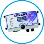 Safe-Ox+ Oxygen Enrichment & Depletion Safety Monitor