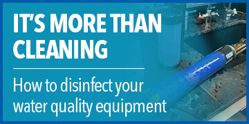 Disinfecting Water Quality Equipment