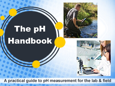 lab unlimited ysi ph measurements handbook