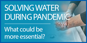 Solving Water During a Pandemic