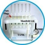 Vacuum Manifold Accessories Tube Format
