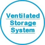 Ventilated Storage System