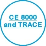 CE 8000 and TRACE