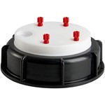 SCAT Safety Waste Cap S90 4 x 3.2mm ID Ports 107927