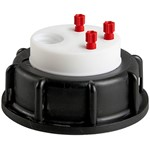 SCAT Safety Waste Cap S60/61 3 x 3.2mm Ports 107918