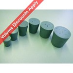 Deutsch and Neumann Rubber Stoppers 87 x 100 x 65mm High 1010187