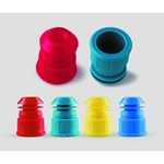 LLG-Test Tube Stoppers Yellow 9231272