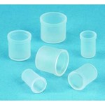 Kleinfeld Test Tube Caps Silicone Type 18 3162018