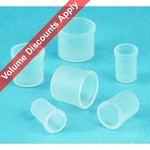 Kleinfeld Test Tube Caps Silicone Type 50 3162050