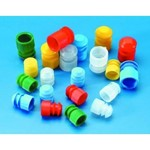 Kartell Caps 11-13mm for Test Tubes 88309-10