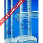 Kartell Measuring Cylinder 2000ml Tall Form 2577