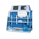 PCR-UV Chamber With Hepa Filtration Plas-Labs 825-PCR/HEPA/EXP